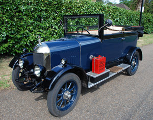 1924 Bullnose Morris Oxford Cabriolet For Sale