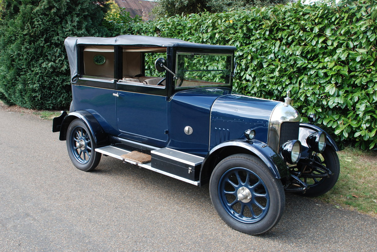 1924 Bullnose Morris Oxford Cabriolet For Sale (picture 2 of 6)