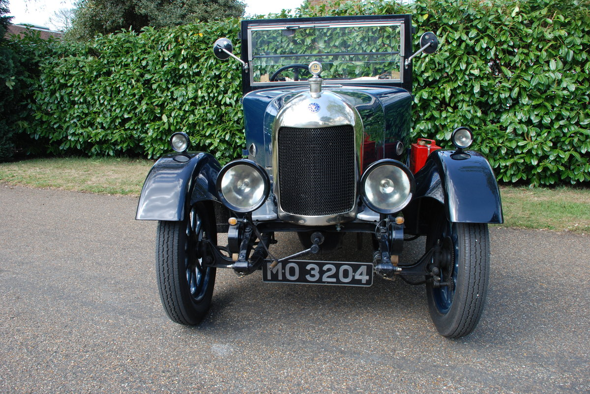1924 Bullnose Morris Oxford Cabriolet For Sale (picture 4 of 6)