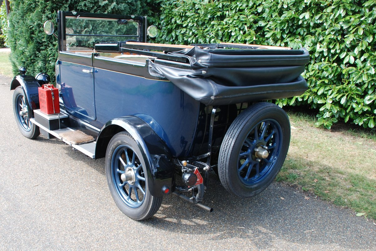 1924 Bullnose Morris Oxford Cabriolet For Sale (picture 5 of 6)