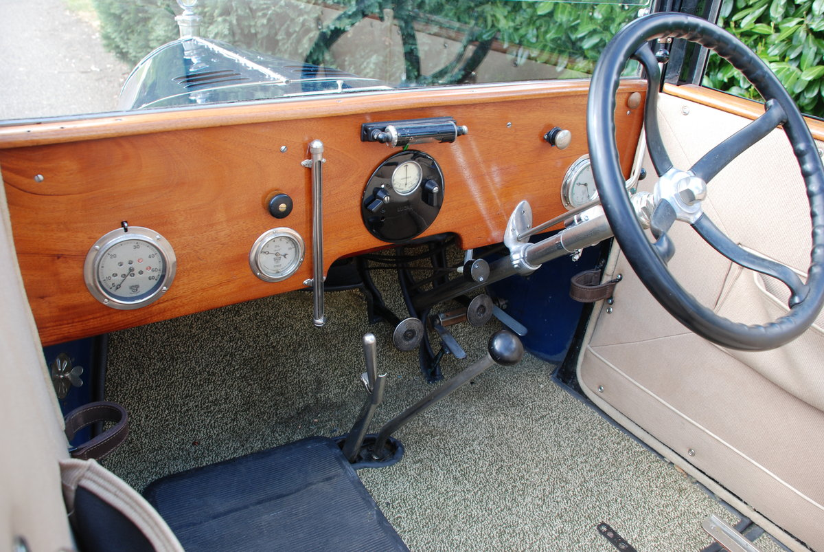 1924 Bullnose Morris Oxford Cabriolet For Sale (picture 6 of 6)