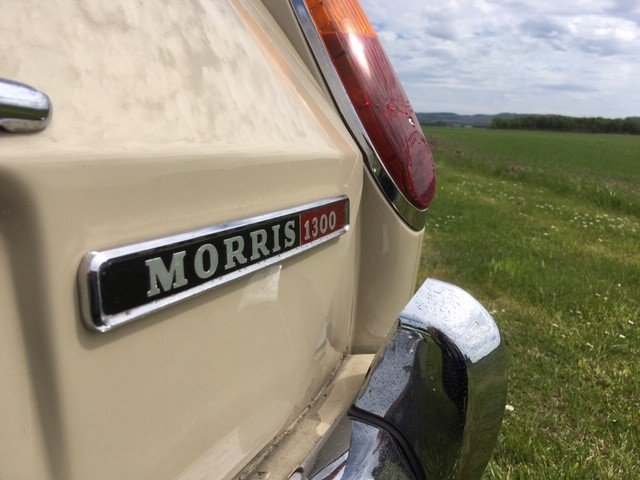 1970 Morris 1300 Saloon at Morris Leslie Auction 25th May SOLD by Auction (picture 6 of 6)