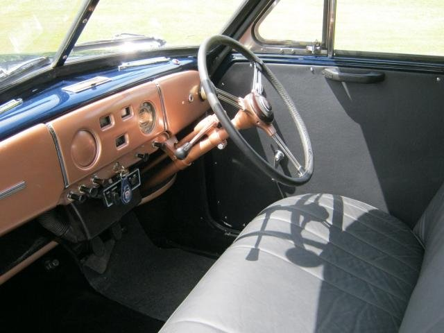 1955 MORRIS OXFORD MO VAN For Sale (picture 4 of 6)