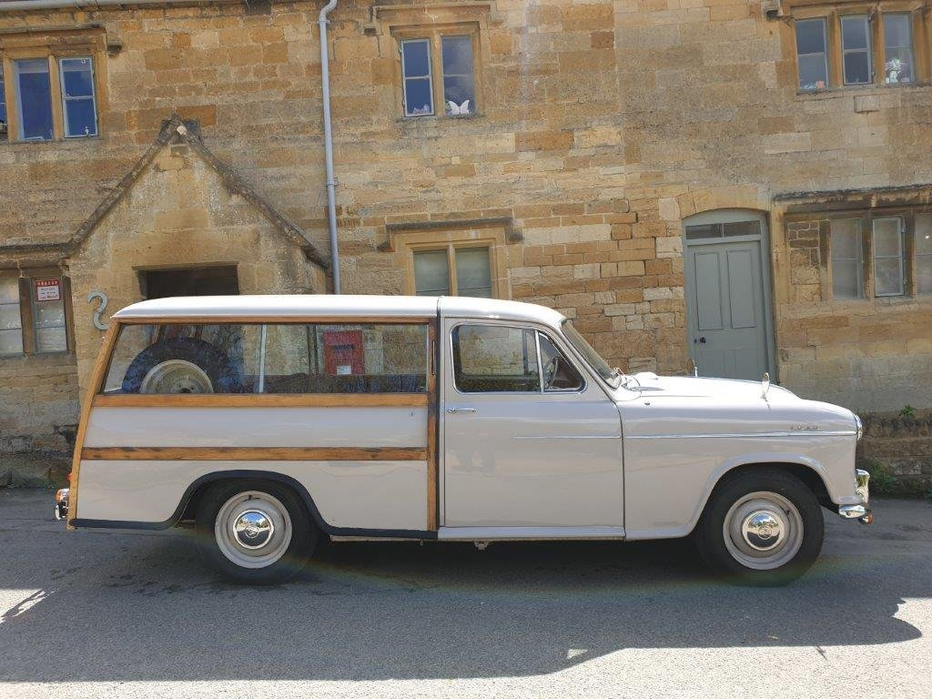 1956 Morris Isis Traveller at ACA 15th June  For Sale (picture 3 of 6)