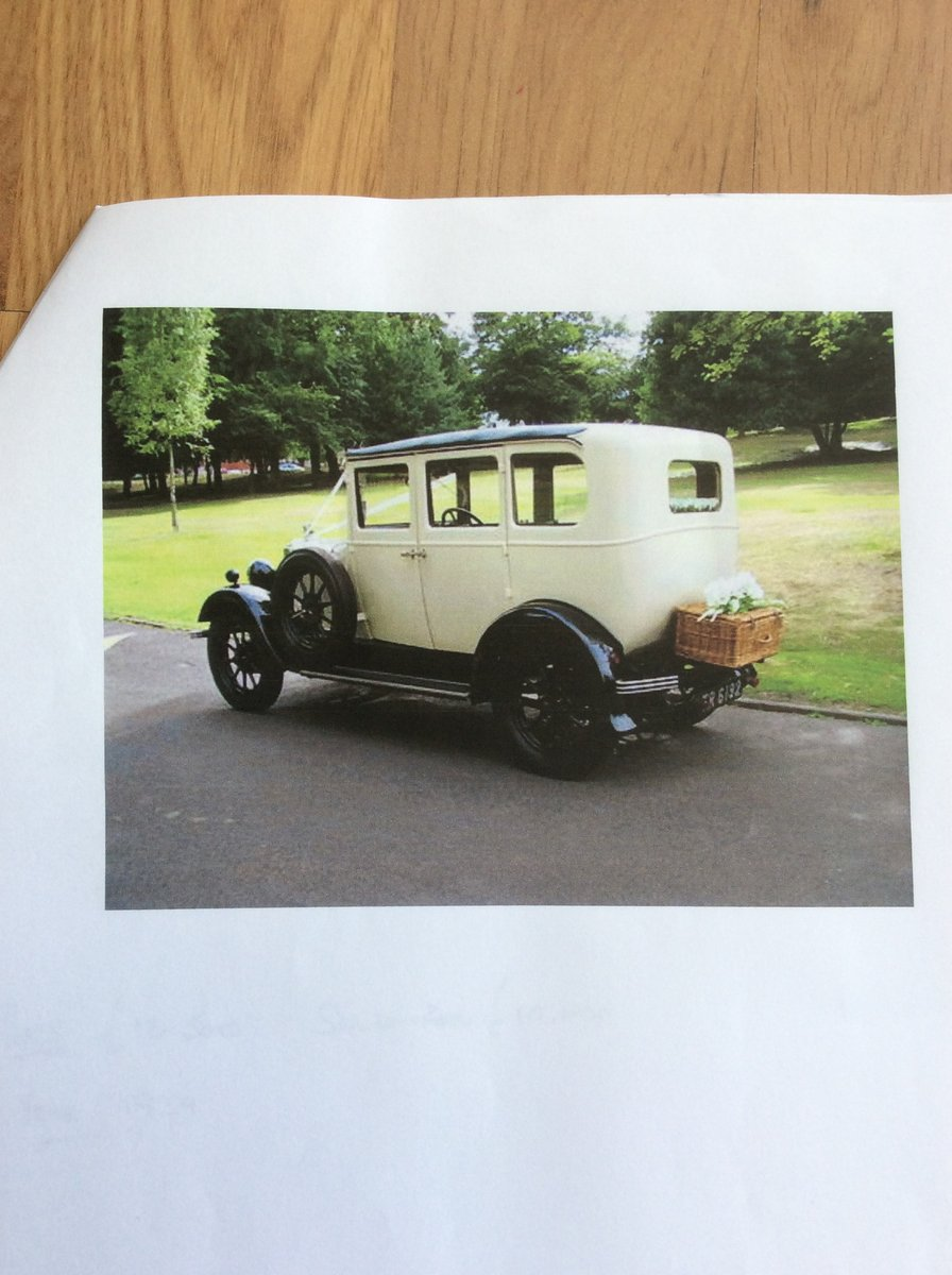 Morris Cowley Flat Nose 1929 For Sale (picture 2 of 3)