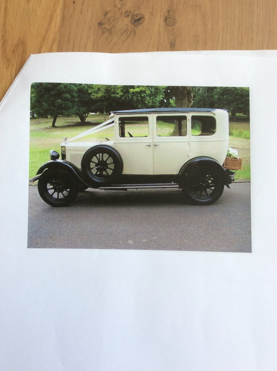 Morris Cowley Flat Nose 1929 For Sale (picture 3 of 3)