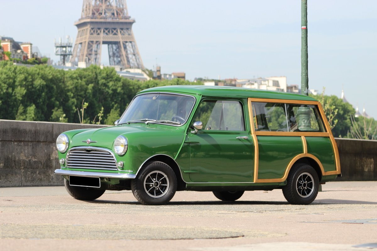 1966 Morris Mini Traveller MKI - NO RESERVE For Sale by Auction (picture 1 of 6)