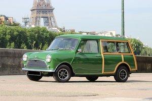 1966 Morris Mini Traveller MKI - NO RESERVE