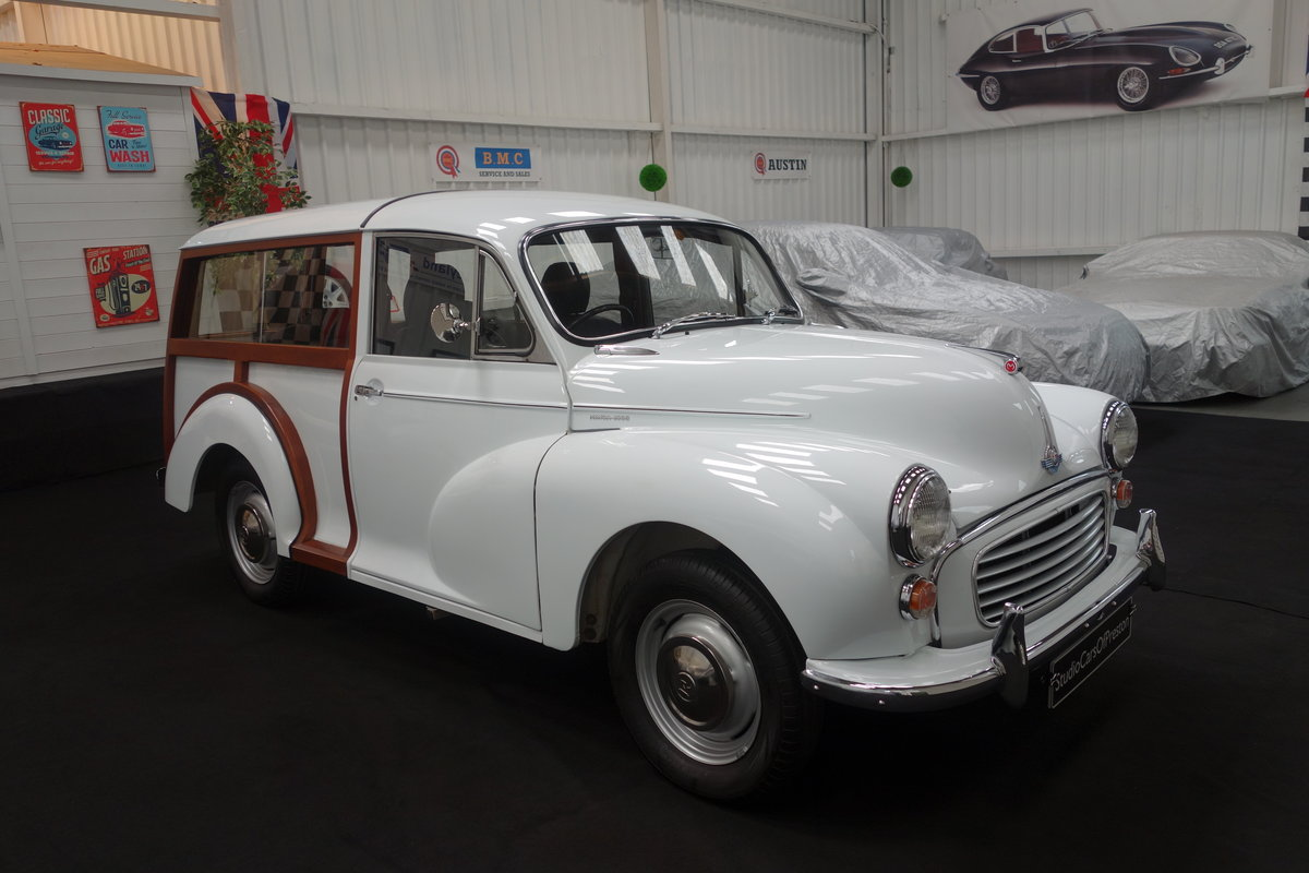 1970 Morris Minor Traveller, in beautiful restored condition For Sale (picture 1 of 6)