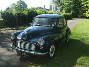 1970 TRAFALGAR BLUE 2 DOOR SALOON SOLD