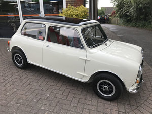 1966 MORRIS MINI COOPER Mk1 998cc SPRINT (Rare MiniSprint No 14) For Sale