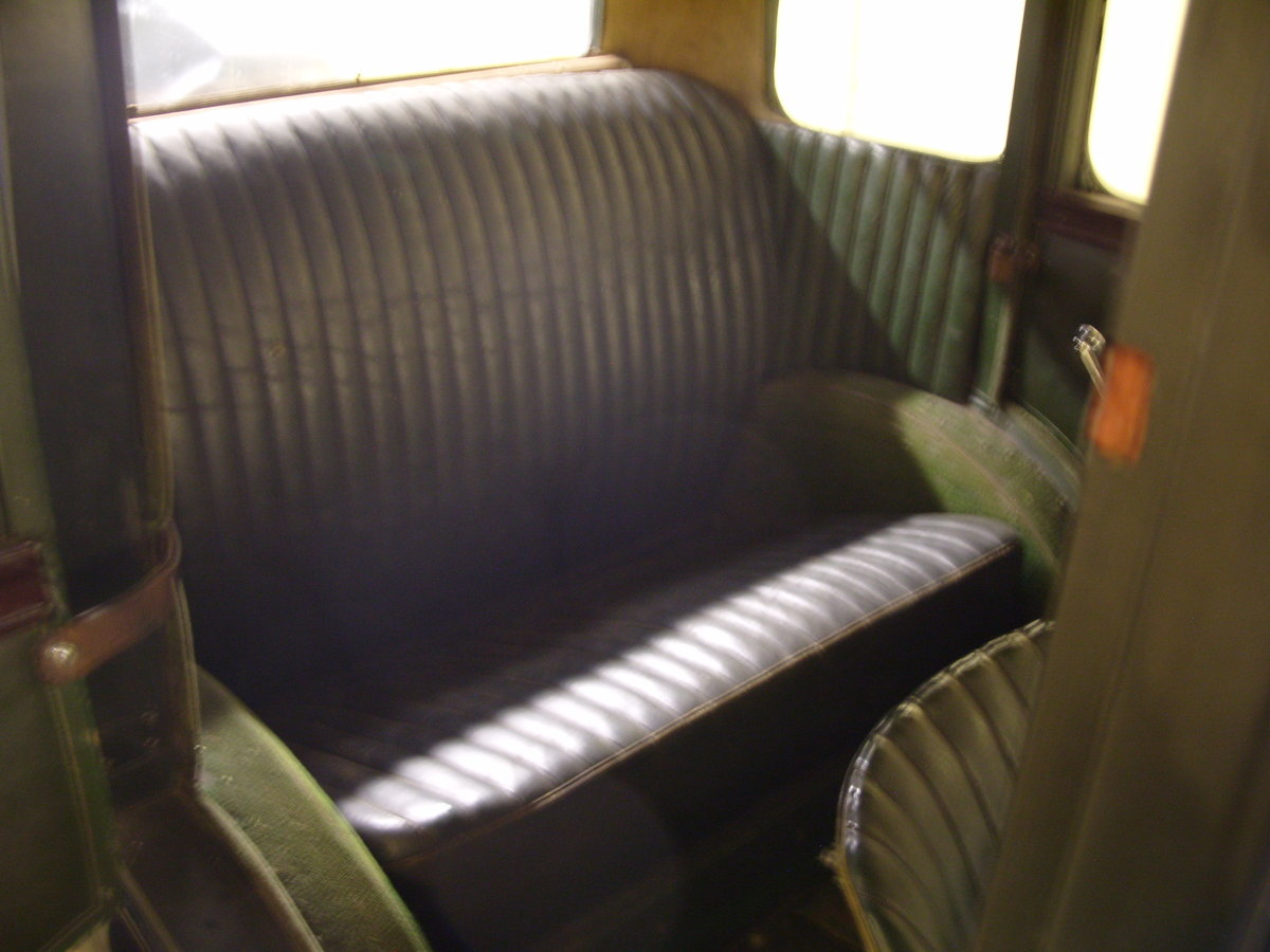 Morris minor 1933 For Sale (picture 3 of 6)