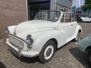 1960 Morris Minor Tourer Convertible For Sale