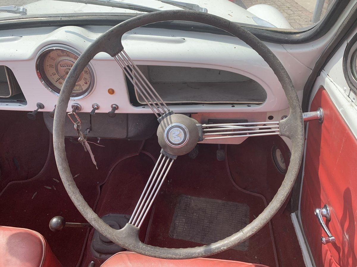 1960 Morris Minor Tourer Convertible For Sale (picture 5 of 6)
