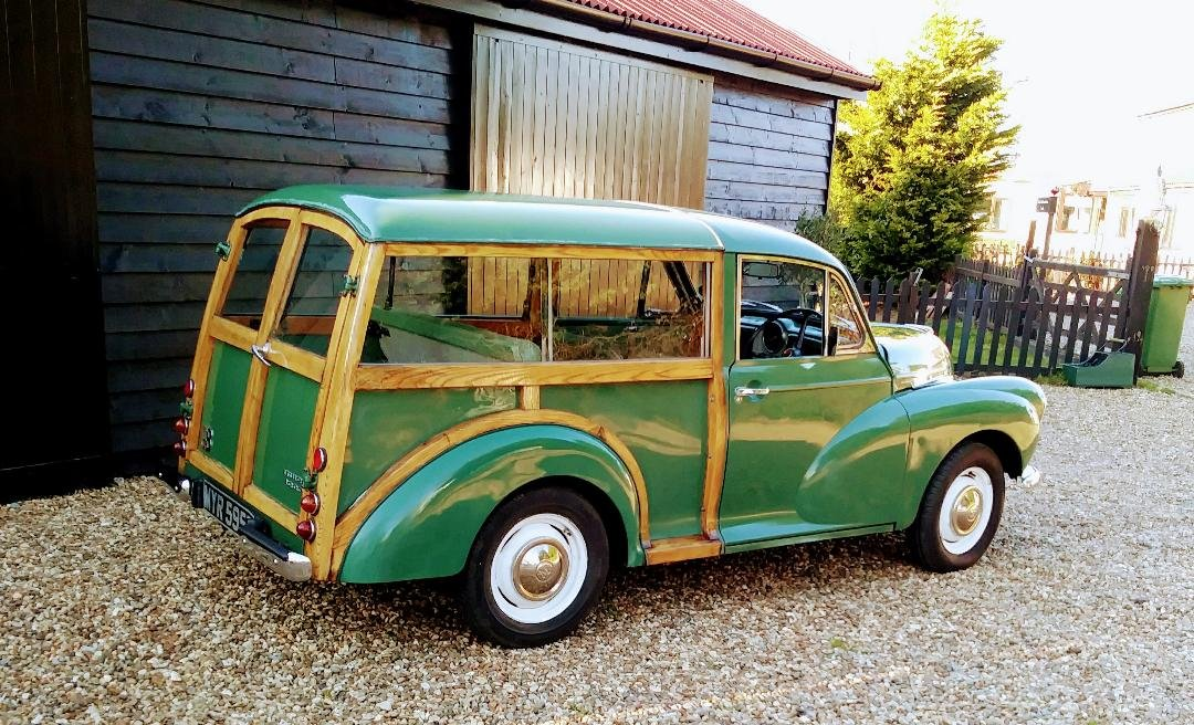 1966 Morris Minor Traveller For Sale (picture 1 of 6)