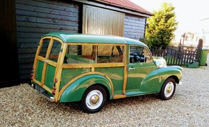 1966 Morris Minor Traveller For Sale