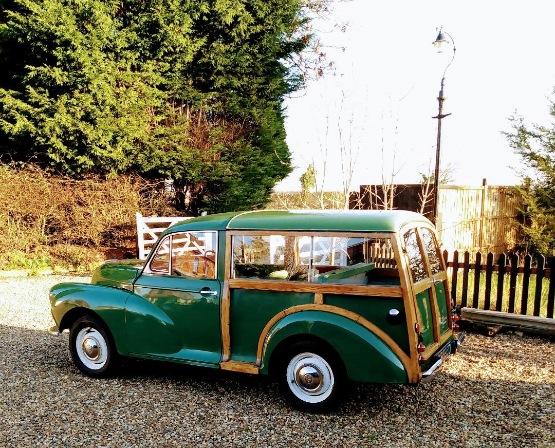1966 Morris Minor Traveller For Sale (picture 2 of 6)