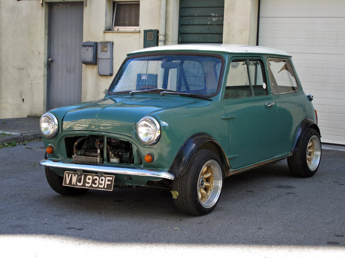 1968 RHD Morris Cooper 1000 Mk2 For Sale (picture 1 of 6)