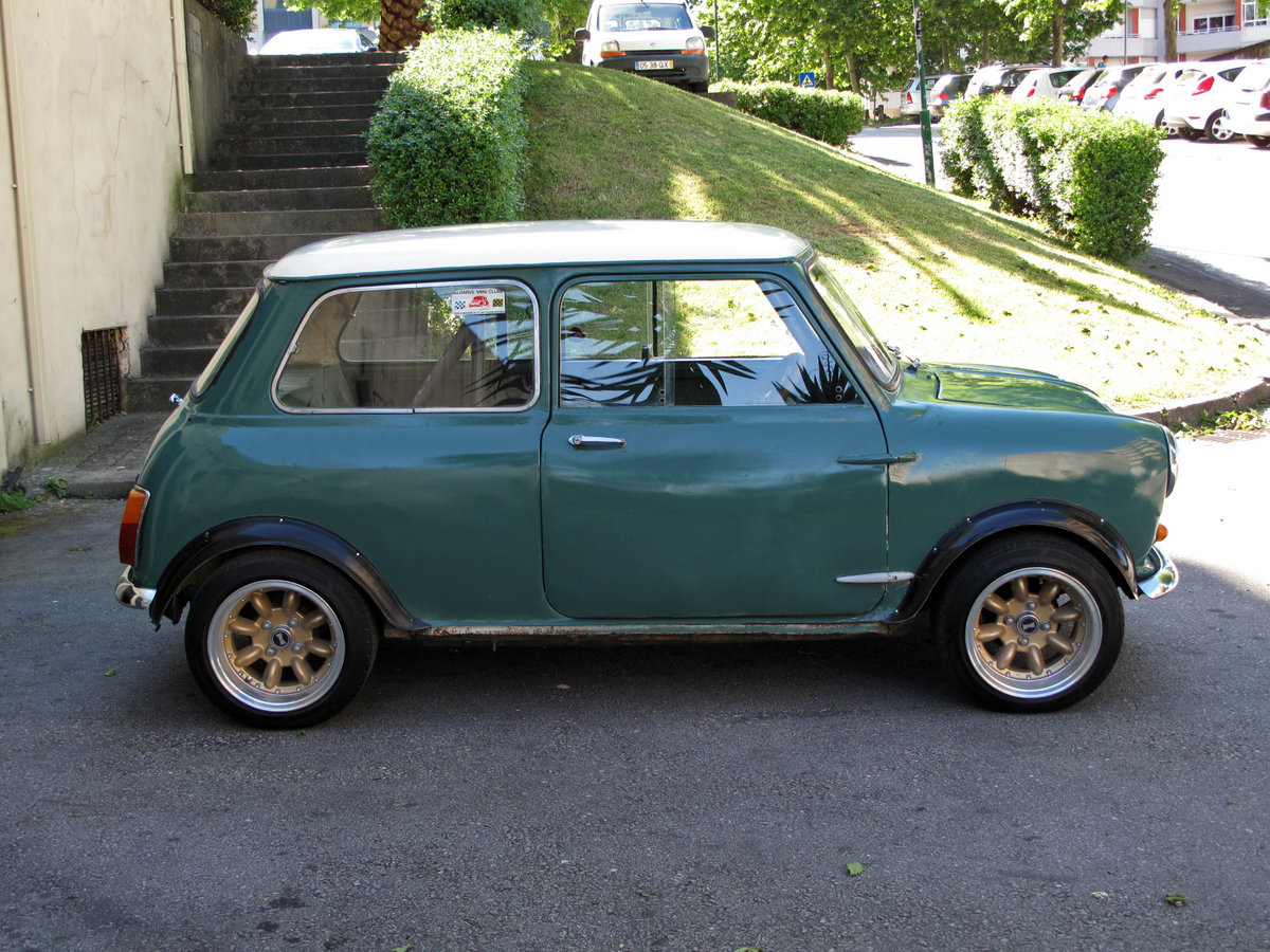 1968 RHD Morris Cooper 1000 Mk2 For Sale (picture 2 of 6)