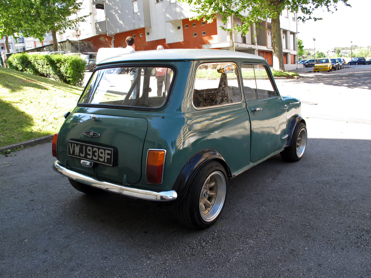 1968 RHD Morris Cooper 1000 Mk2 For Sale (picture 3 of 6)