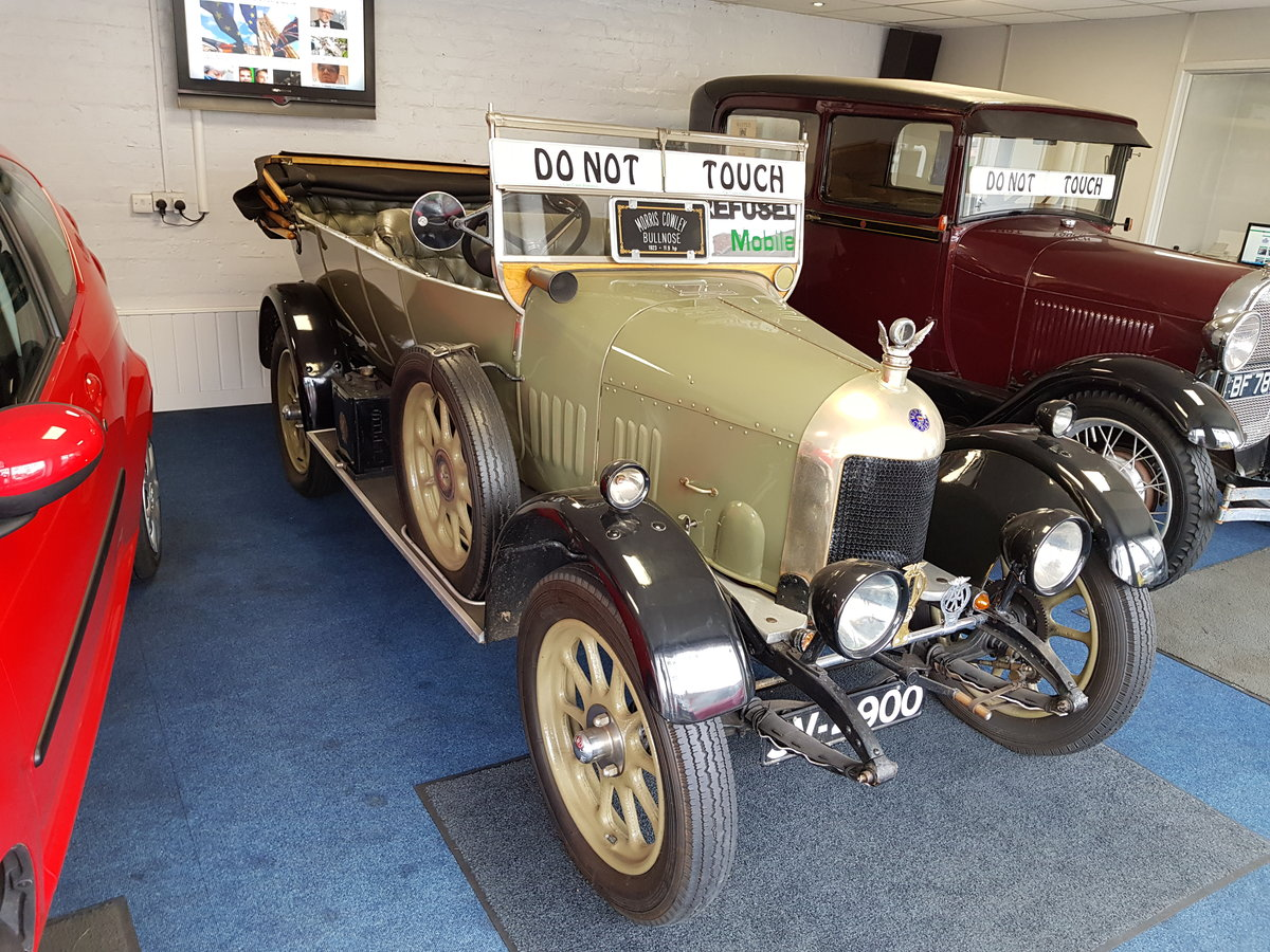 1923 Outstanding condition inside and out beautiful example  SOLD (picture 2 of 6)