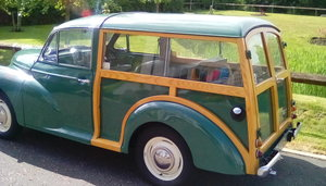 1970 Morris Minor Traveller SOLD