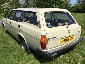 1983 Morris Ital Estate 1.3 SL - useable classic For Sale