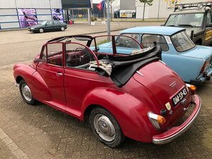 1970 Morris Minor Tourer For Sale