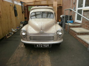 1954 morris minor van or pickup For Sale