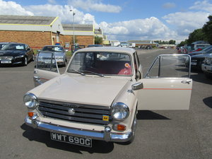1968 MORRIS 1300 GENUINE SOLID CAR SOLD