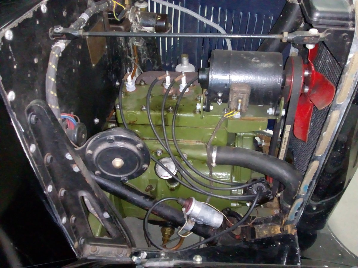 1932 Morris Minor 2 Seater Tourer For Sale (picture 6 of 6)