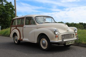 Morris Minor Traveller 1971 - To be auctioned 26-07-19 For Sale by Auction
