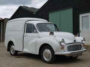 1971 MORRIS MINOR VAN (AUSTIN 6CWT) BEAUTIFUL CONDITION !! SOLD