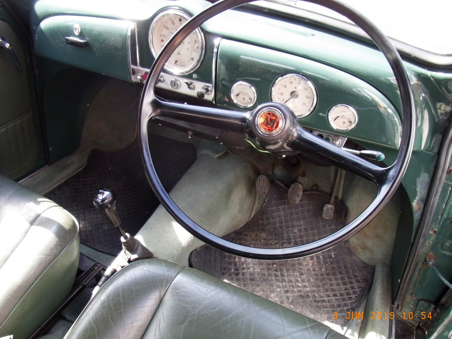 1968 Morris Minor Convertible (1275cc) For Sale (picture 4 of 6)