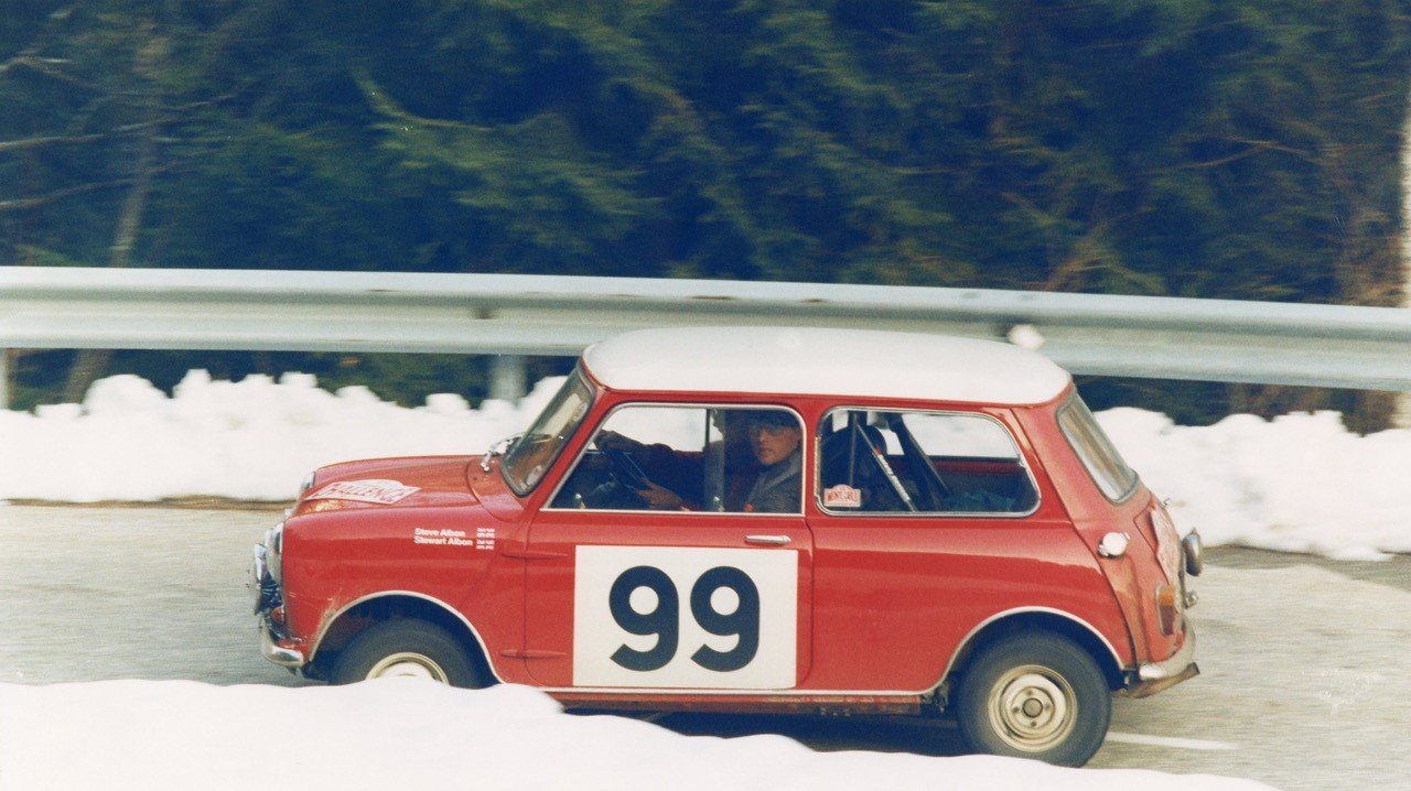 1967 Morris Mini Cooper Mk1  Restored to Rally Specs. SOLD (picture 3 of 6)