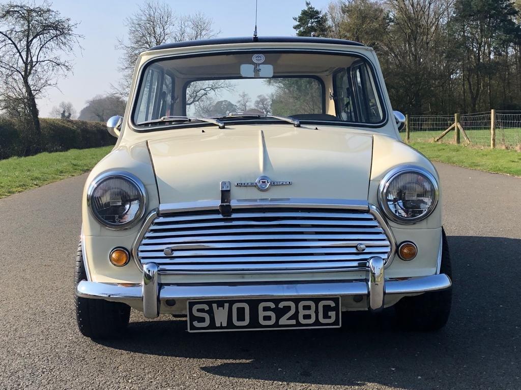 1961 Morris Mini Cooper MK II For Sale (picture 2 of 6)