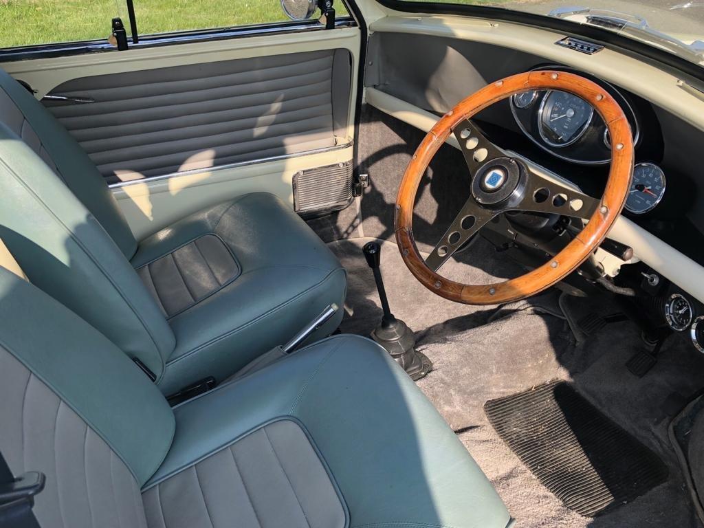 1961 Morris Mini Cooper MK II SOLD (picture 5 of 6)