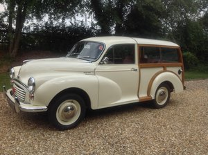 1965 Stunning Minor 1000 Traveller for Sale For Sale