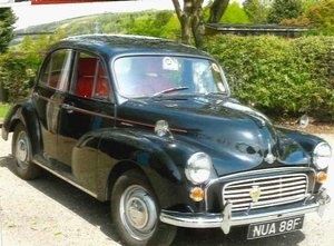 Morris Minor 1000 1967 For Sale