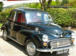 Morris Minor 1000 1967 For Sale