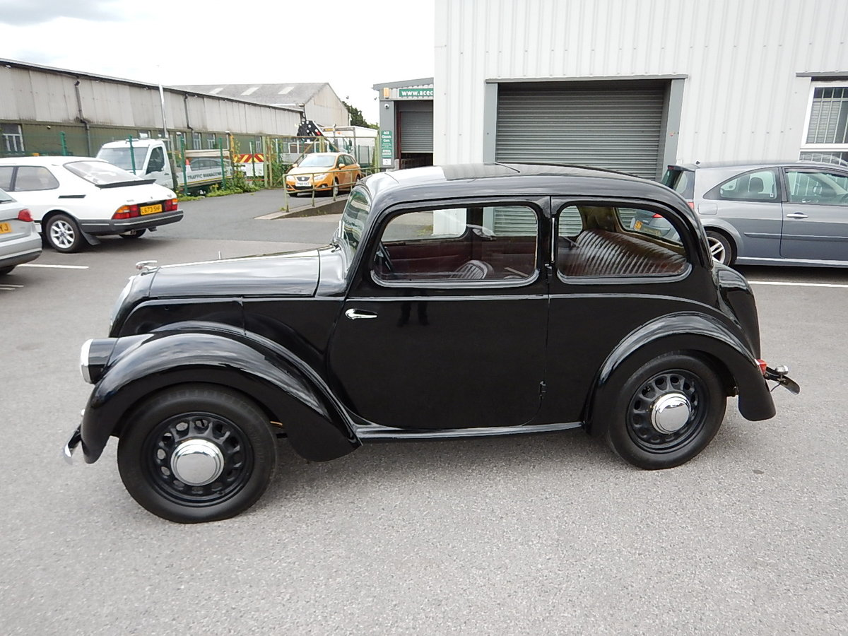 1939 MORRIS EIGHT Series E Two Door Saloon ~  SOLD (picture 1 of 6)
