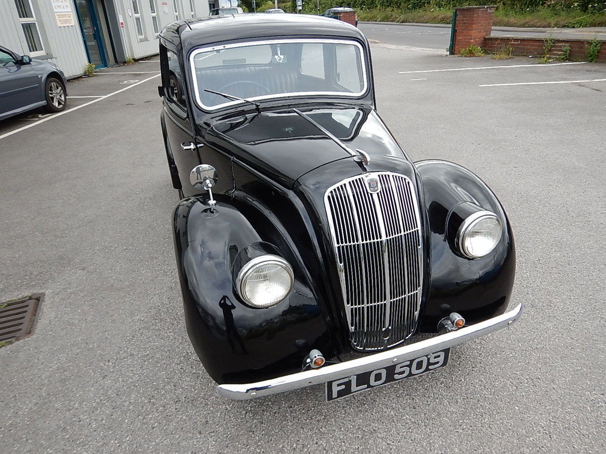 1939 MORRIS EIGHT Series E Two Door Saloon ~  SOLD (picture 2 of 6)