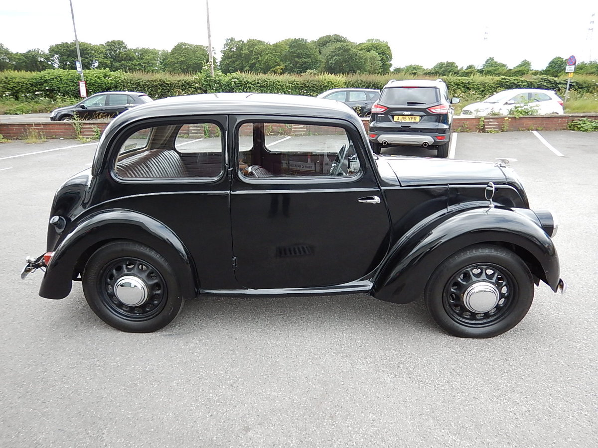 1939 MORRIS EIGHT Series E Two Door Saloon ~  SOLD (picture 3 of 6)