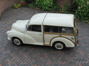 1969 Morris Traveller For Sale