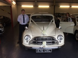 1952 Morris Oxford (Harold) For Sale