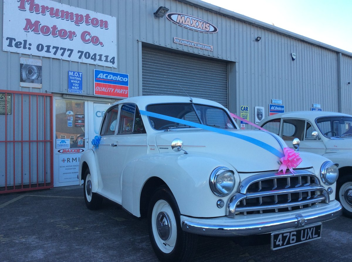 1952 Morris Oxford (Harold) For Sale (picture 2 of 6)