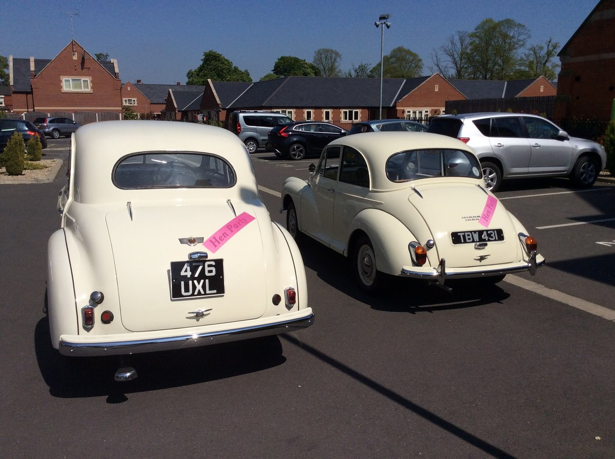 1952 Morris Oxford (Harold) For Sale (picture 5 of 6)