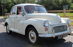 1969 Morris Minor 1098 cc 4 Door Saloon ,  SOLD