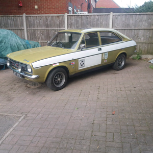 1972 Morris Marina 1.8 SDL 1.8TC ENGINE STAGE 1 TUNING