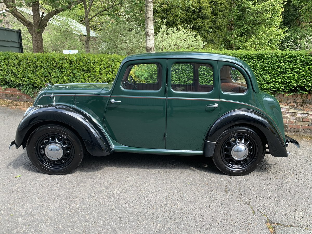 1948 MORRIS EIGHT E SERIES SALOON. SOLD (picture 2 of 6)